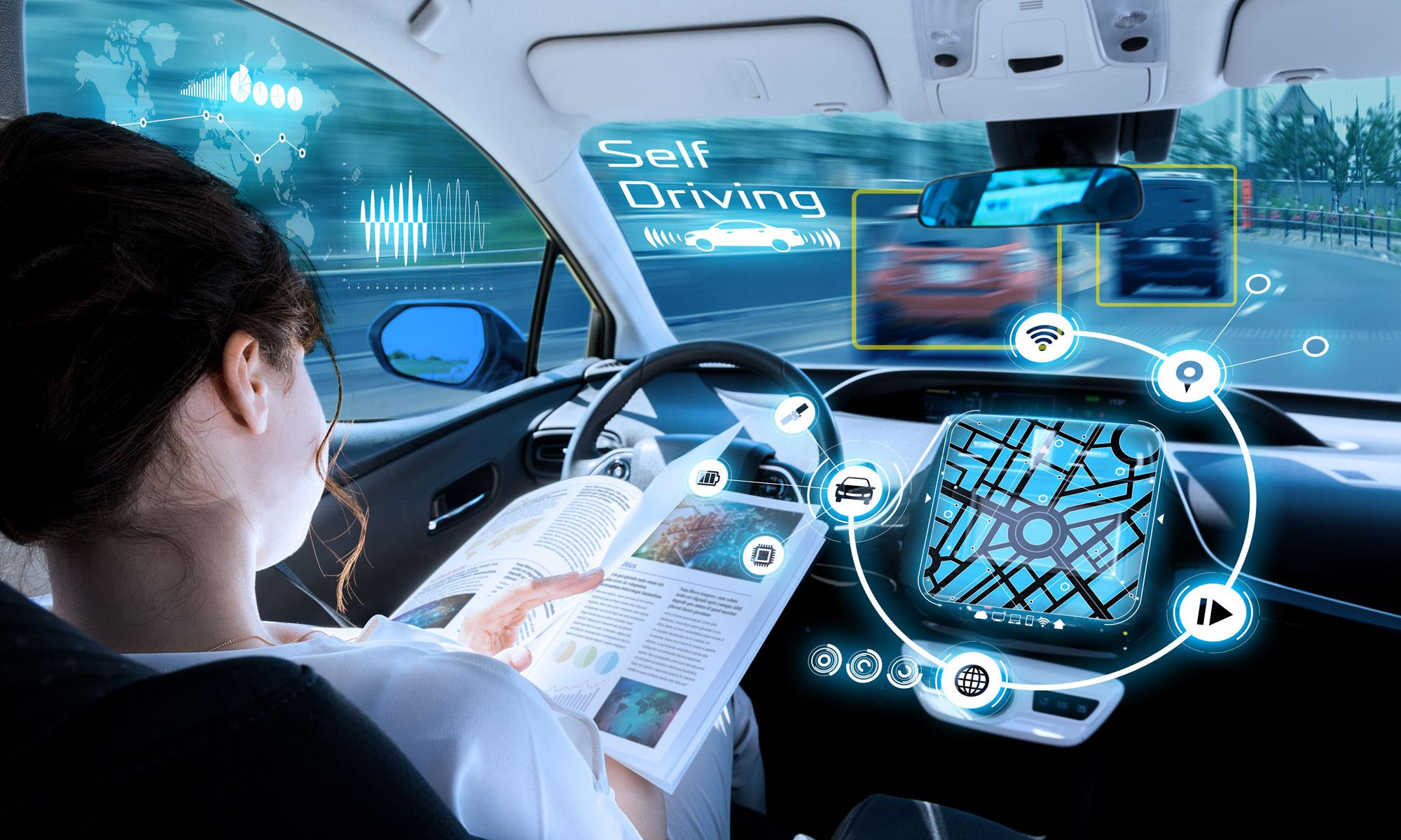 Autonomes Fahren – entspannt von A nach B mit der neuen Generation von  Fahrzeugen? – Munich Consulting Group