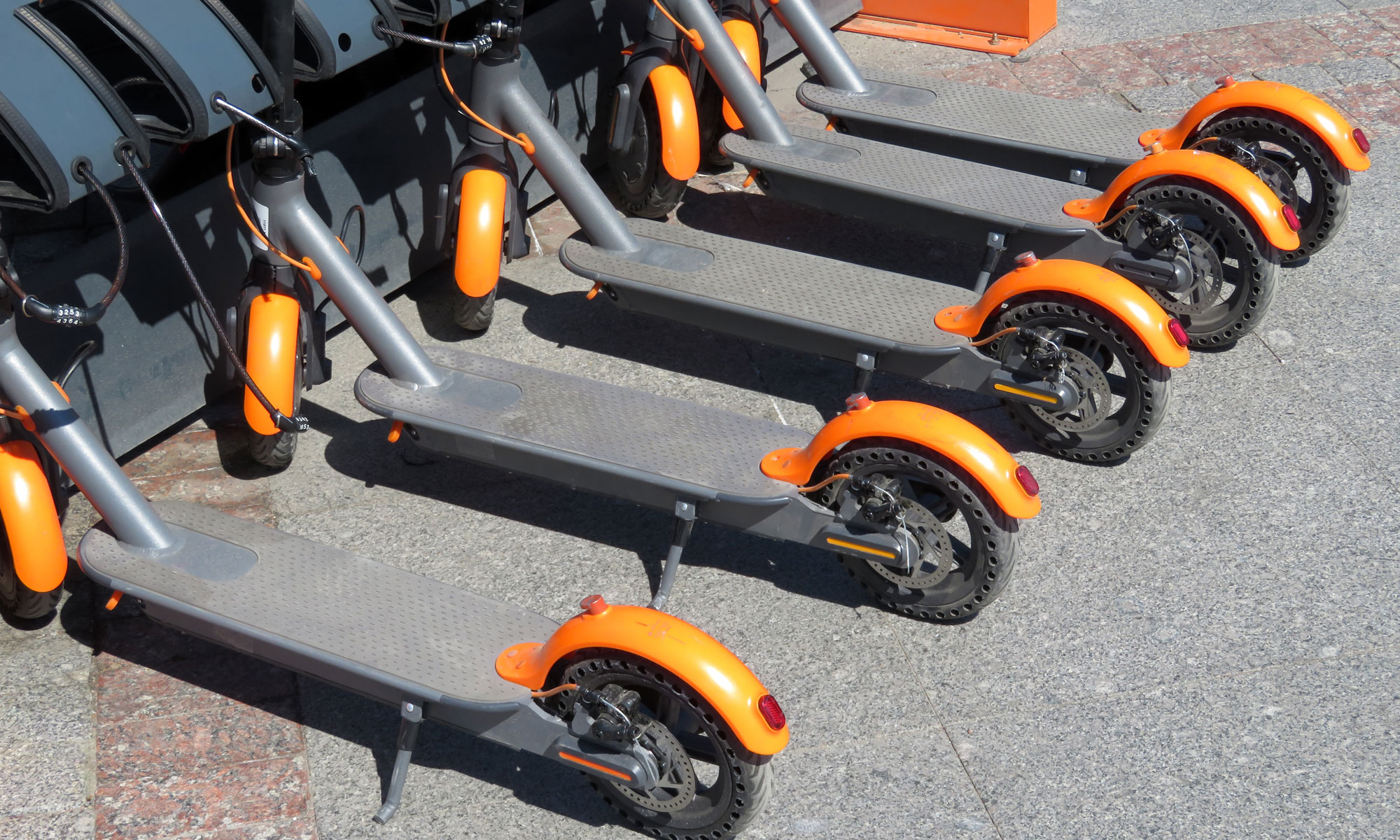 E-scooters in road traffic – The new Small Electric Vehicle Ordinance.