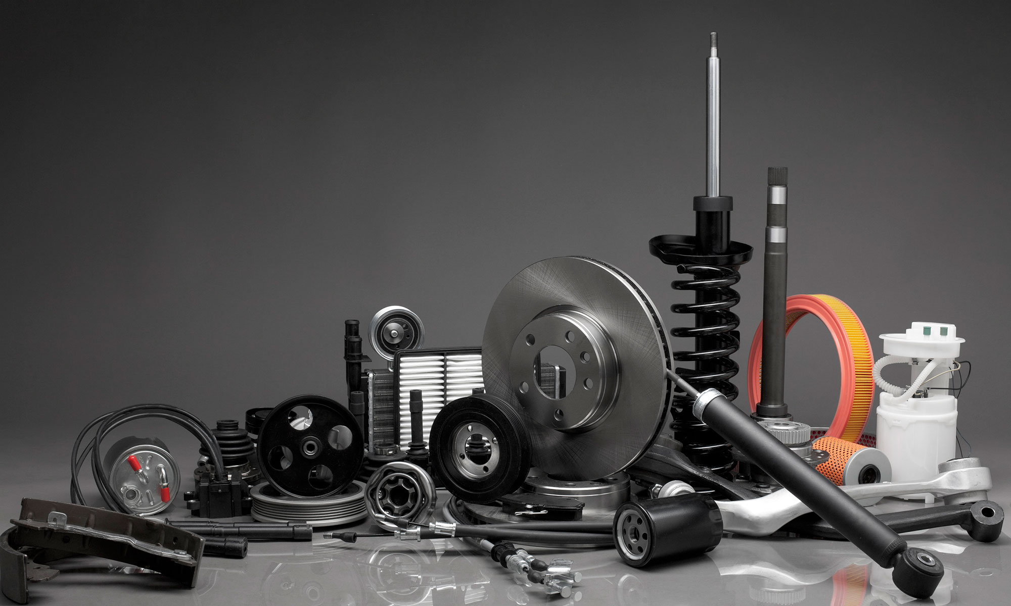Automotive parts sales, central support for parts marketing to independent garages.